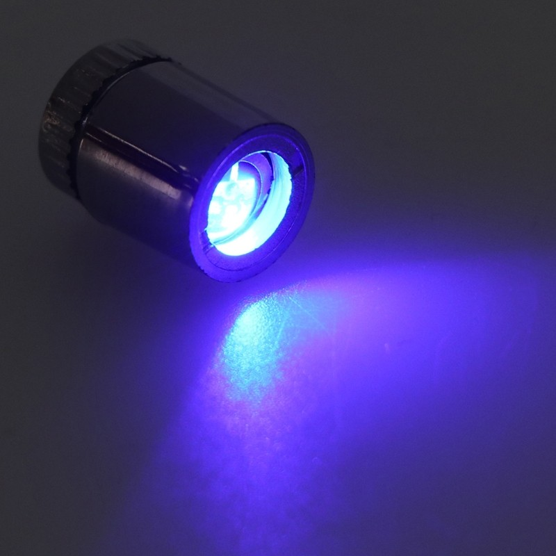 Mini Underwater Aquarium Tank Lights Submersible LED Waterproof Night Light