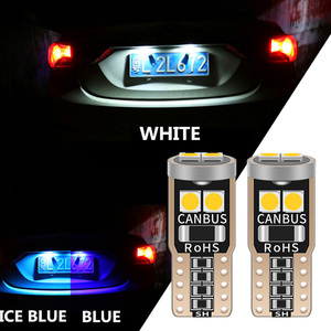 10pcs T10 W5W LED CANBUS 192 Car Parking Clearance Light For Mazda 3 6 CX-5 323 5 CX5 2 626 Spoilers MX5 CX 5 GH CX-7 GG CX3(China)