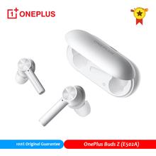 Oryginalny OnePlus pąki Z TWS bezprzewodowy słuchawki Z Bluetooth magnetyczne zestawem słuchawkowym do regulacji dla OnePlus 8 Pro 7 7T Nord OnePlus 8T tanie tanio douszne Dynamiczny CN (pochodzenie) Prawdziwie bezprzewodowe 96dB Zwykłe słuchawki NONE do 32Ω Typ c OnePlus Buds Z USZCZELNIONE