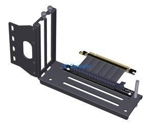 Image 1 - กราฟิกการ์ดแนวตั้งวงเล็บ PCIe 3.0x16 กราฟิกการ์ด PCIe 3.0x16 สล็อตขยายสายสำหรับ ATX แชสซี