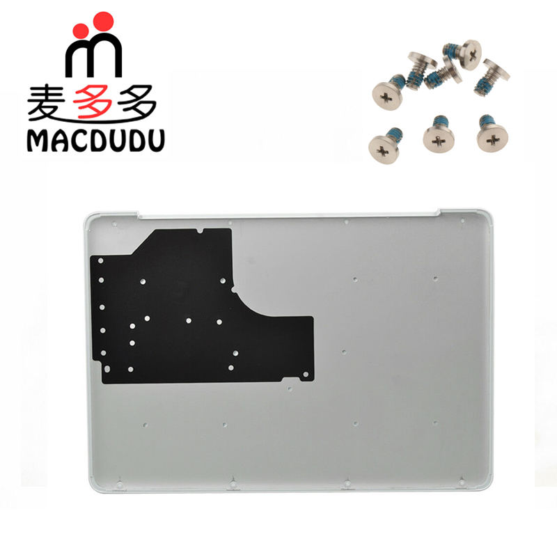 New A1342 White Lower Bottom Case Cover For Apple MacBook A1342 13