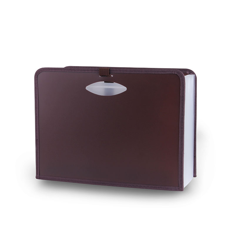 Expanding File A4 Folder Office School Portfolio File Folders Document Organizer Plastic 12 Pockets 1500 Sheets Large Capacity