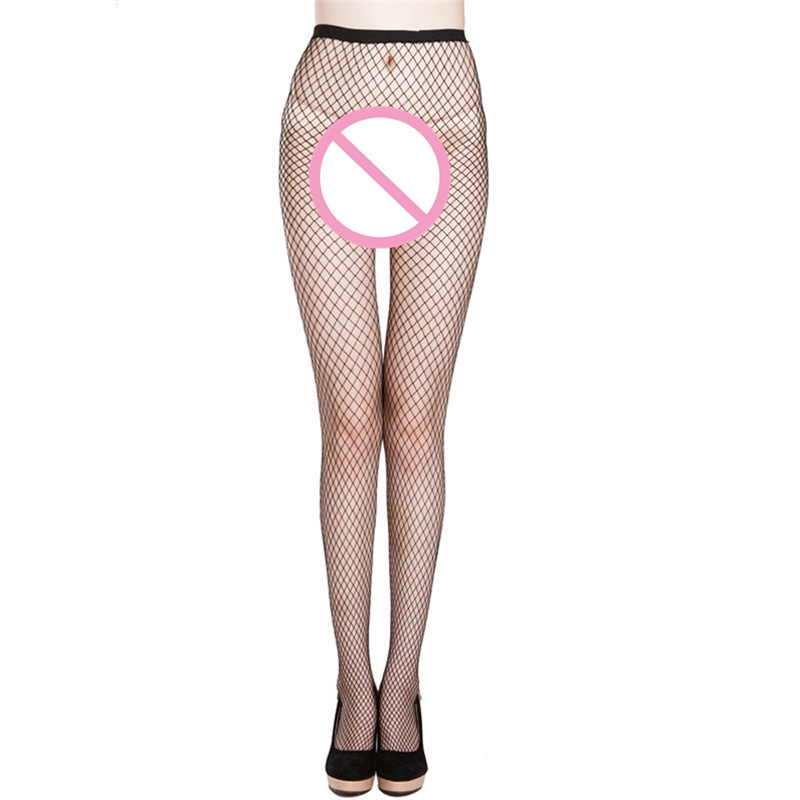 NEW WOMENS LADIES DIAMOND FENCE NET FISHNET PANTYHOSE TIGHTS FANCY PARTY SIZE