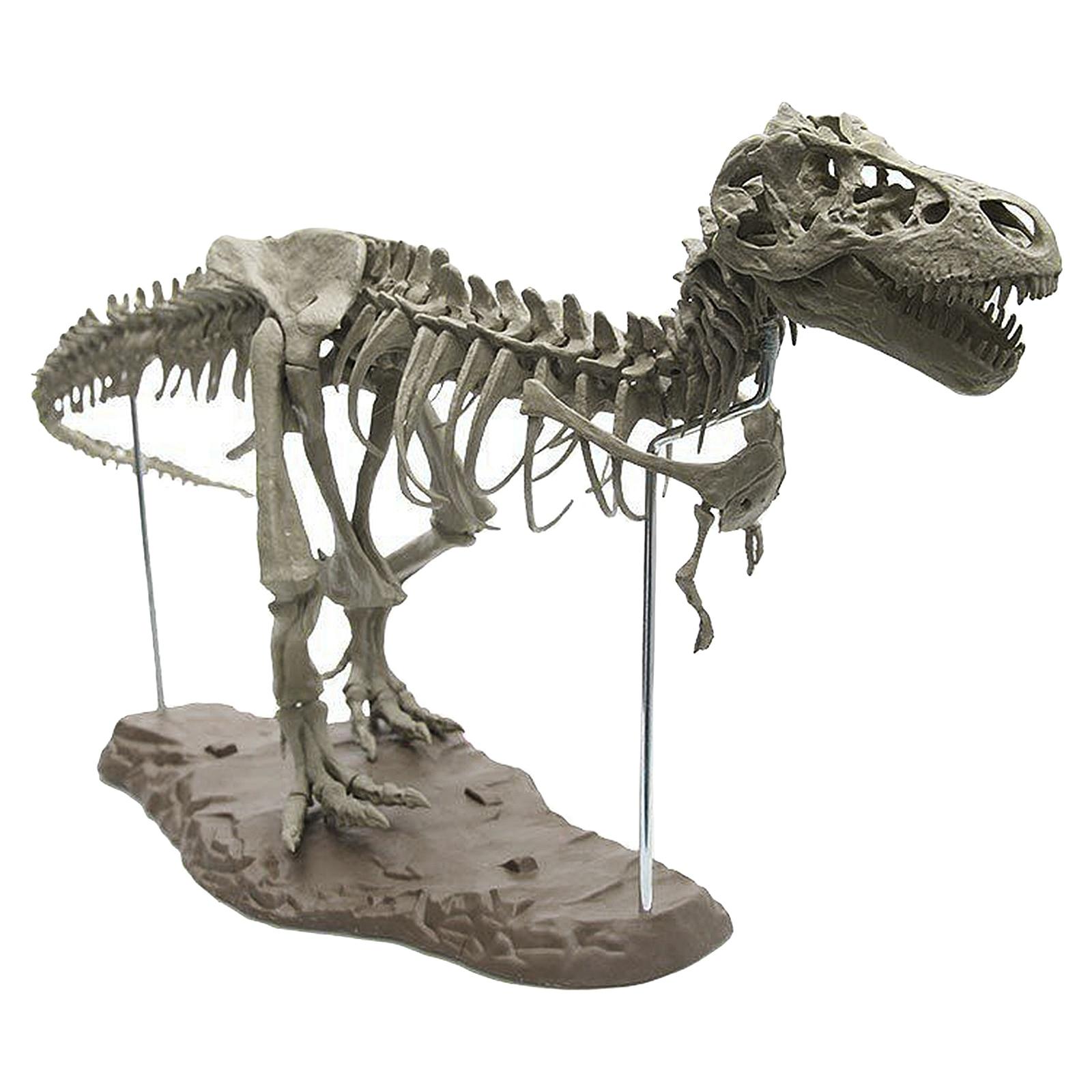 4d dinossauro modelo montagem brinquedo brinquedos 01