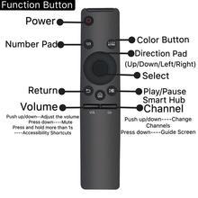 Remote Control suitable For Samsung TV BN59 01270A BN59 01265A BN59 01266A BN59 01292A (Smart 4K UHD TV 6/7/8/9 Series)