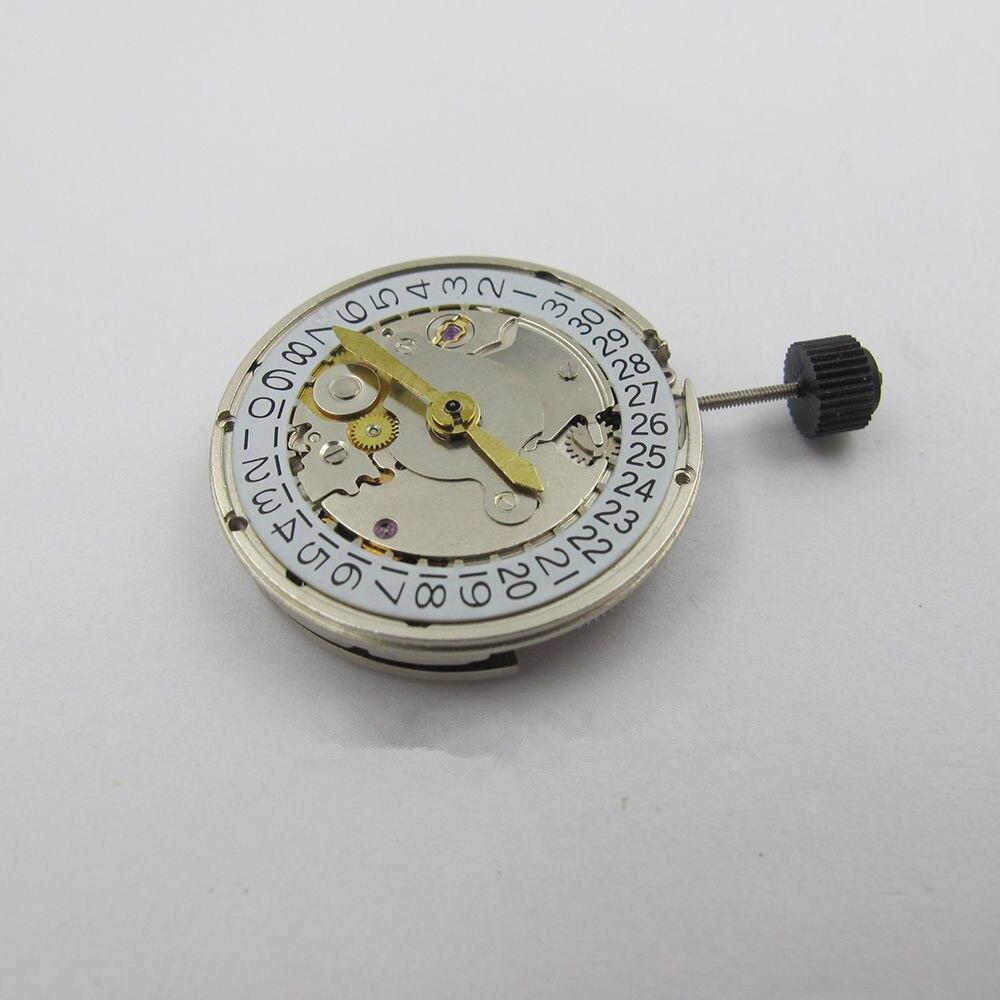 Wristwatch Asia Shanghai 2824 Replacement Calendar Automatic Movement Mechanical Movement Repair For 2824