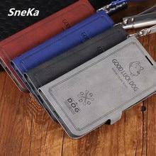 Cases For Original Xiaomi Mi 8 Explorer Edition Case Flip Pu Leather Wallet Stand Cover