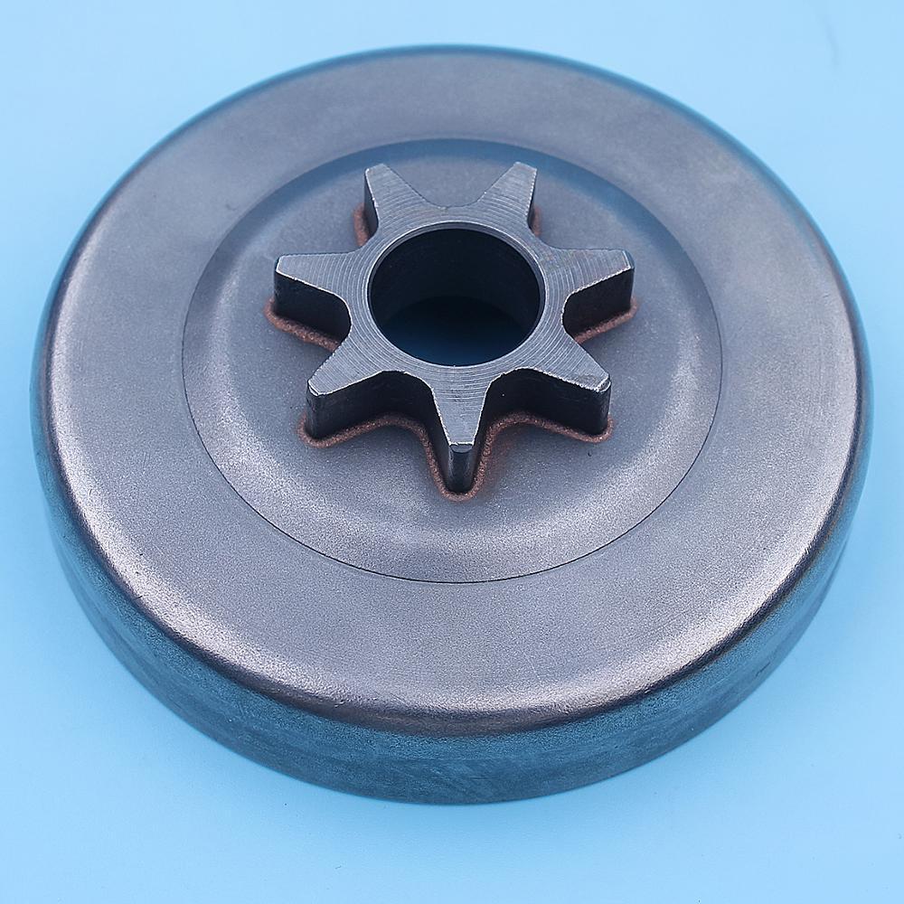 Clutch Drum Spur Sprocket For Echo CS520 CS530 CS3700 CS4100 CS4200 CS4500 CS-3600 CS-3900 CS-4400 CS-5100 Chainsaws 17510514630