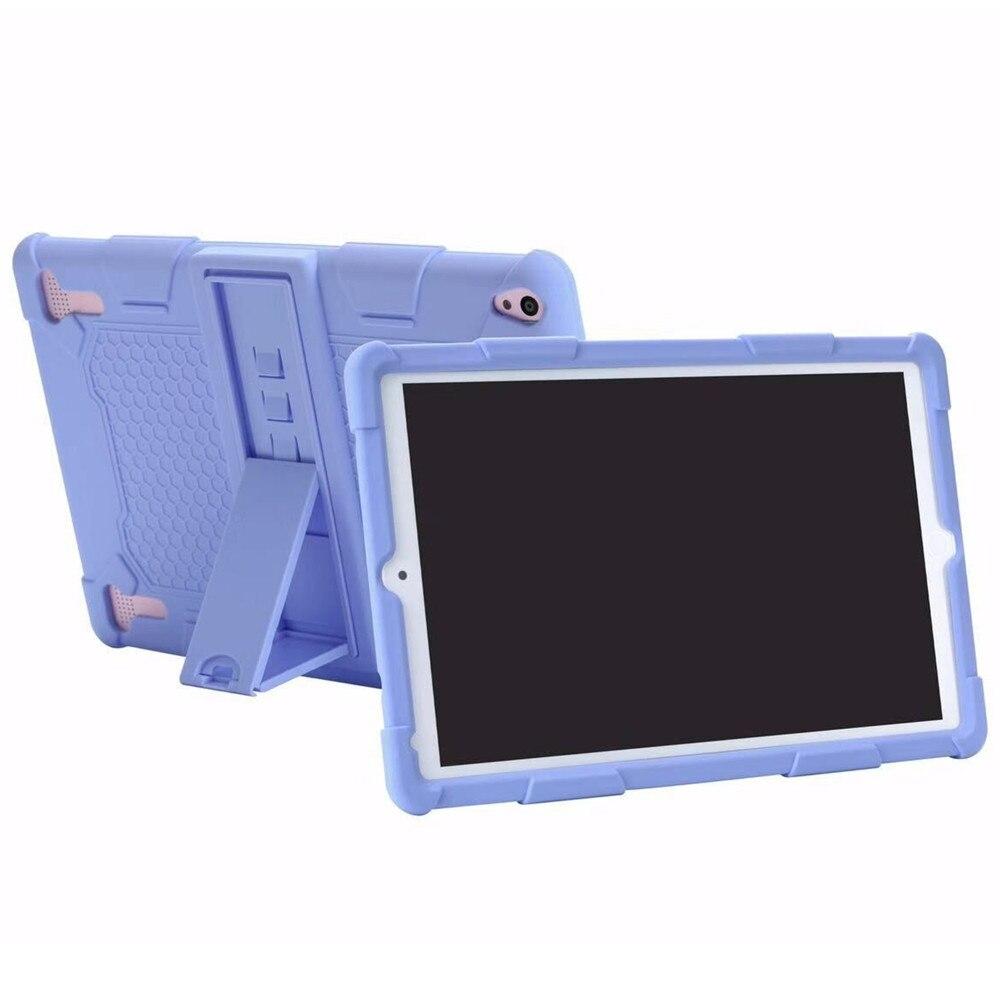 10,1 ''мягкий силиконовый чехол для 10,1-дюймового планшетного ПК 3G/4G Android Tablet PC противоударный чехол