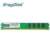 XrayDisk DDR3 8GB 4GB memoria 1600Mhz 240pin 1,5 V Ram Dimm