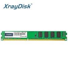 XrayDisk-memoria ram para ordenador de escritorio, DDR3, 8GB, 4GB, 1600Mhz, 240 pines, 1,5 V, dimm