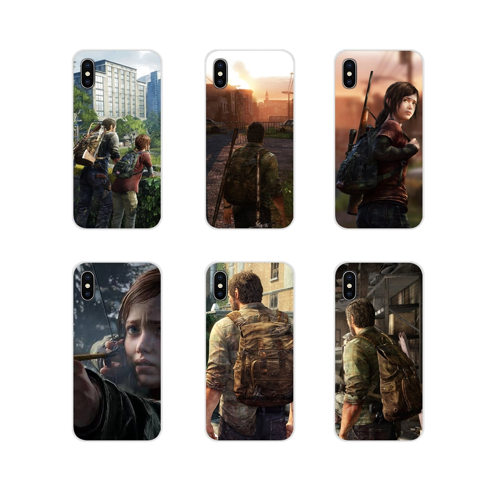 Phone Cases Covers The Last Of Us game Video games For Huawei Nova 2 3 2i 3i Y6 Y7 Y9 Prime Pro GR3 GR5 2017 2018 2019 Y5II Y6II image