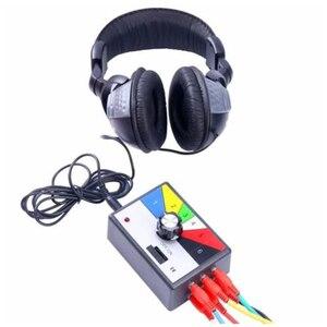 Image 3 - Combinazione Kit stetoscopio elettronico meccanico Auto strumento diagnostico rumore strumenti meccanici automatici a sei canali