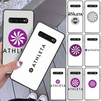ATHLETA Phone Case For Samsung Galaxy S7 S8 S9 S10e S20 PLUS Note 10 Pro PLUS LITE NOTE 20 UITRA Case Shell image