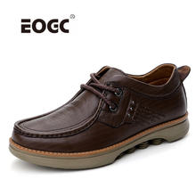 Hademade Genuine Leather Men Shoes Super Comfort Casual Shoes Flats Outdoor Designer Lace Up Shoes Men цена