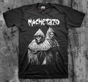 Machetazo слепая мертвых» Футболка (Cripple Bastards Sob Naplam Nashul помола) Футболка 2019 Новые Мужские Лидер продаж, модное плотное футболка