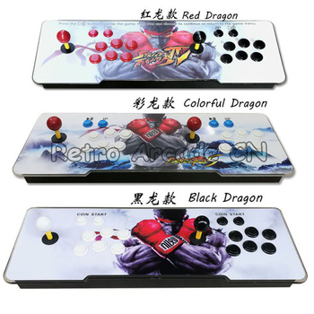 Pandora 999 in 1 / 1399 in 1 arcade jamma fighting game console HDMI/ VGA output street video home game controler for 2 players
