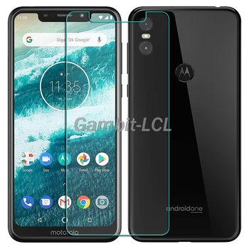 For Motorola P30 Note Play Tempered Glass Protective For Motorola One Power XT1941-4 Screen Protector Phone cover Glass Film image