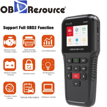 Car Diagnosis YA401 OBD2 Code Reader Scanner Automotive OBD 2 Scan Tool OBDII Au