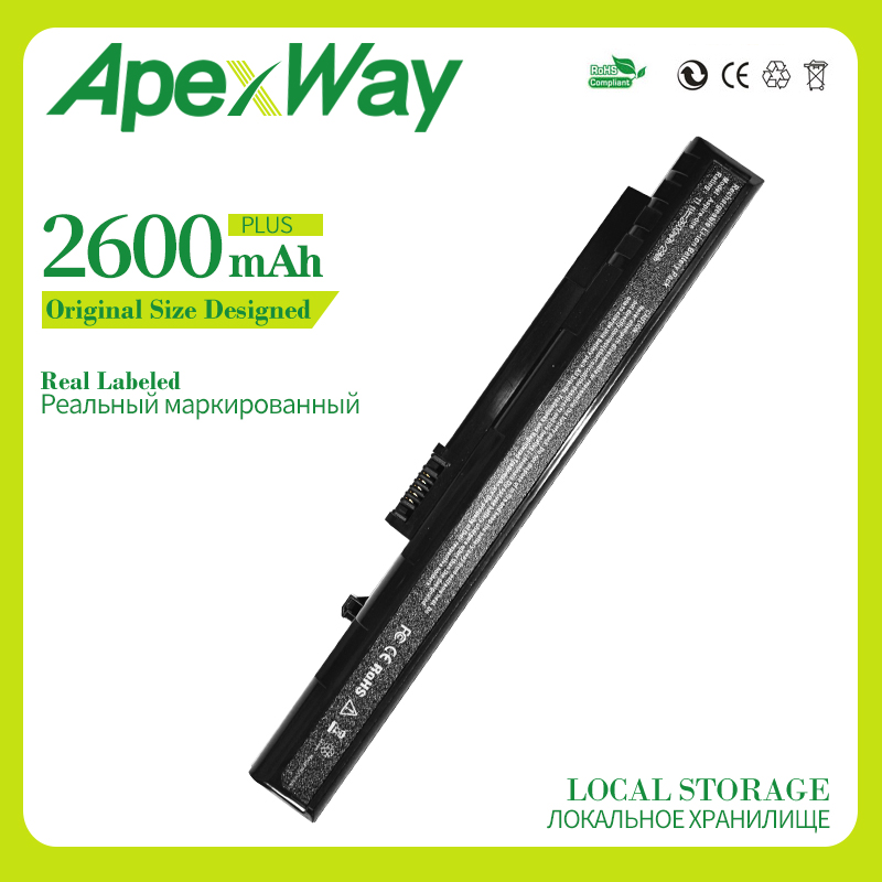 Apexway <font><b>2200mAh</b></font> laptop <font><b>battery</b></font> for Aspire One 571 A150-1006 A150-1049 A150-1126 A150-1178 A150-1249 LC.BTP00.017 LC.BTP00.043 image