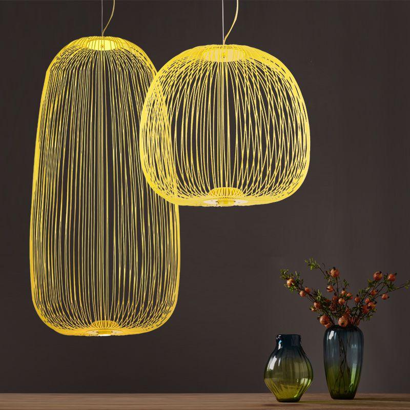 Modern LED Pendant Lamp Replica ...