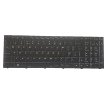 Laptop Keyboard CLEVO Black for Nh55/Nh55rdq/Nh55rcq/.. US English Japanese-Edition