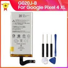 Batterie de remplacement originale pour Google Pixel 4 XL, 3700mAh, 14.24wh, 3.85V