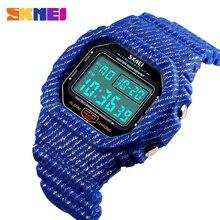 купить SKMEI Outdoor Sport Digital Watch Men Military Fashion Wristwatch For Men Date Week Mens Watches Waterproof reloj hombre 1471 по цене 898.16 рублей