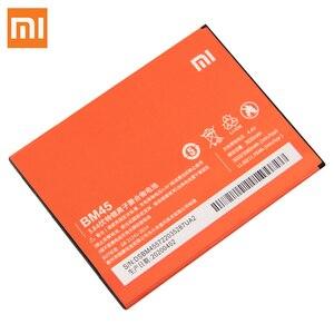 Image 5 - Original XIAOMI BM45 Replacement Battery For Xiaomi Mi Redmi Note 2 Redrice note2 Authentic Phone Batteries 3060mAh