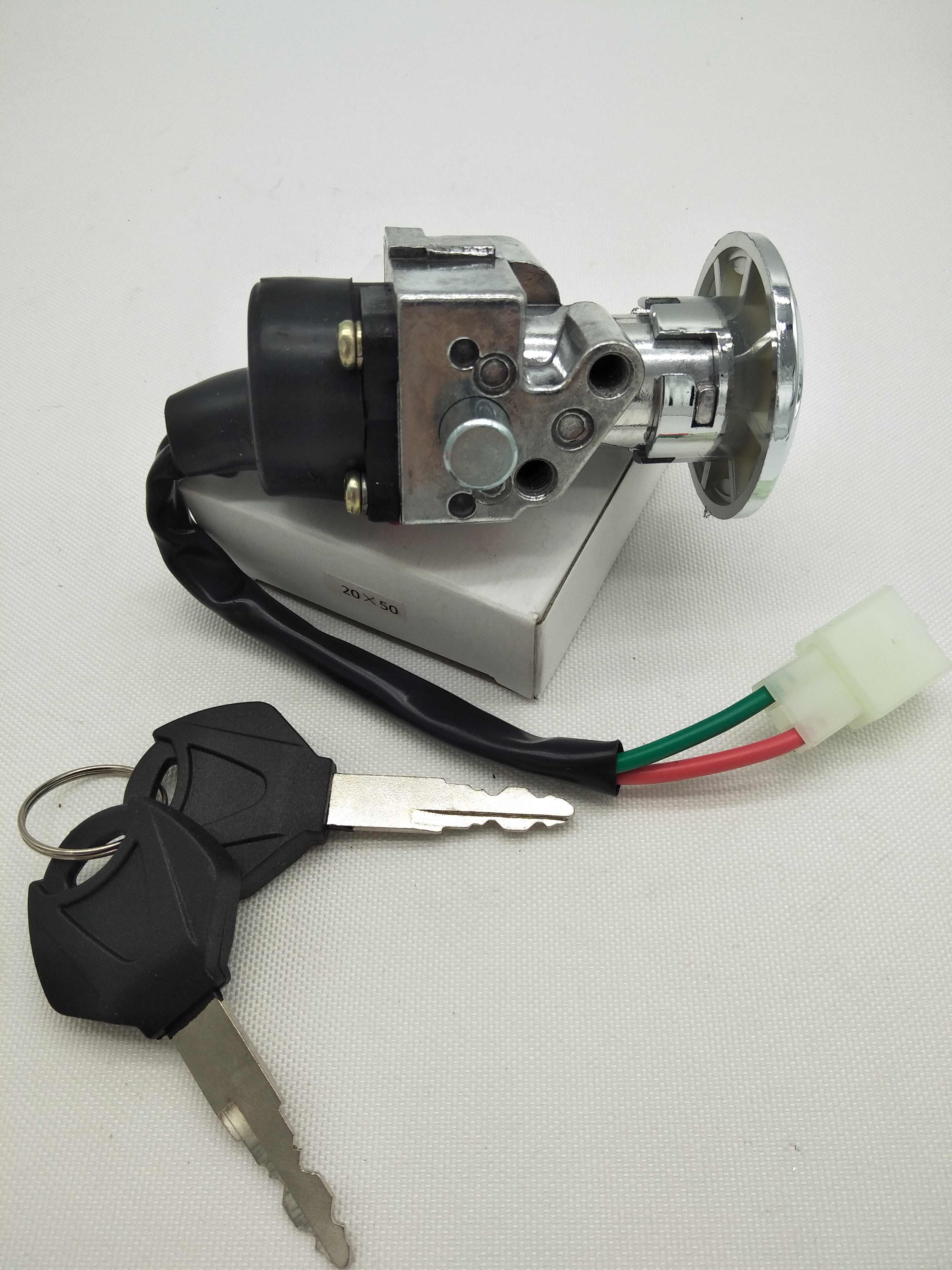 Universal Ignition Switch Wiring : universal, ignition, switch, wiring, Universal, Ignition, Motorcycle, Wires, Honda, Yamaha, Scooter, Switch, Power, Lock Locks, Latches , AliExpress