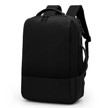 2020 New USB Charging Laptop Backpack Travel School Bag Rucksack Anti-Theft Multi-layer Men Daypack Casual Male Backpack Mochila