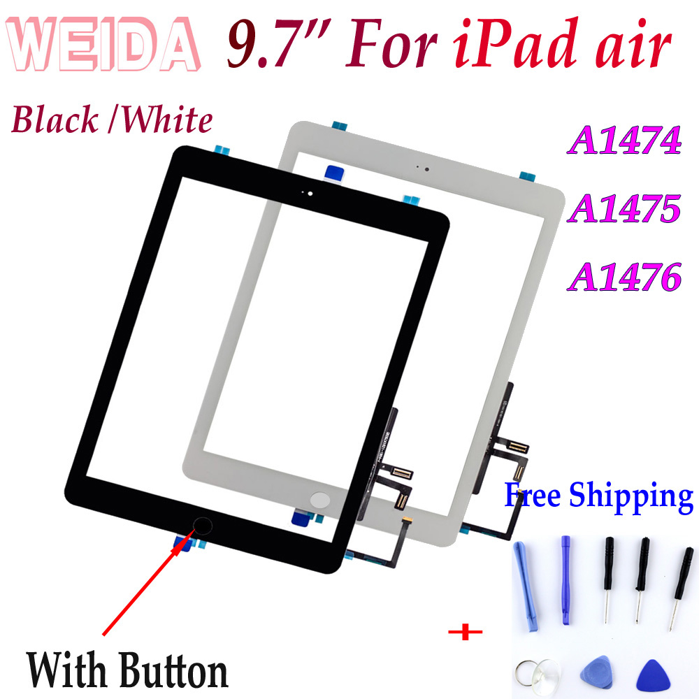 WEIDA Touch screen Replacement 9.7
