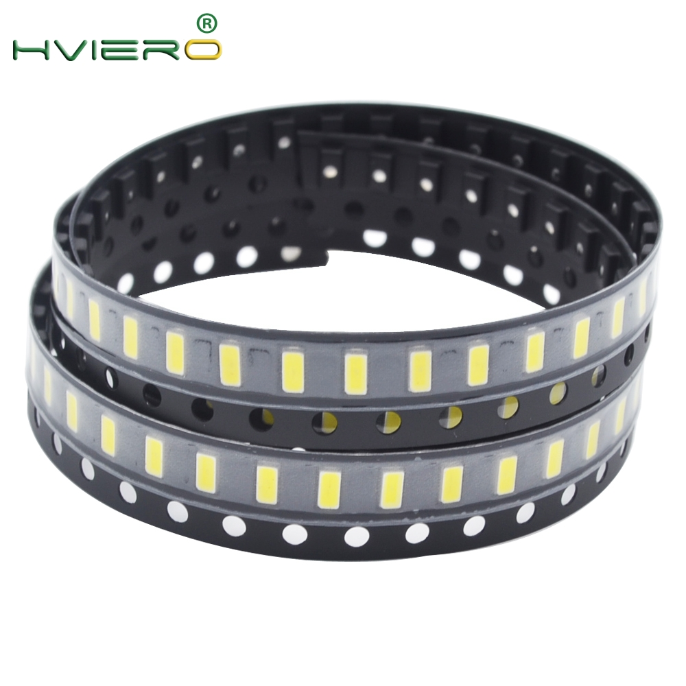 1000Pcs 3014 SMD SMT LED Chip Yellow Red Blue White Ultra 11-13LM 20mA 3V Surface Mount Chip Light Emitting Diode Lamp Bead