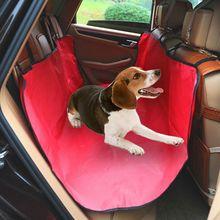 Чехол для на автомобильное сиденье перевозки собак водонепроницаемый