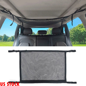 Car Auto Ceiling Mesh Storage