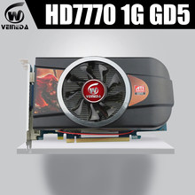 VEINEDA grafikkarten Video Karte HD7770 1GB 128Bit GDDR5 Für nVIDIA Geforce GDDR5 Hdmi(China)