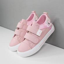 Spring New Children Canvas Shoes Girls Sneakers Elsa Princes