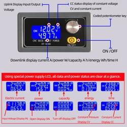 Преобразователь постоянного тока с понижающим преобразователем CC CV 0,6-36 в 5A 5 в 12 В 24 В Стандартный Лабораторный источник питания SK80