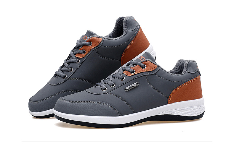 Hf886e04917e447c0b07338dd2b3ce69an OZERSK Men Sneakers Fashion Men Casual Shoes Leather Breathable Man Shoes Lightweight Male Shoes Adult Tenis Zapatos Krasovki