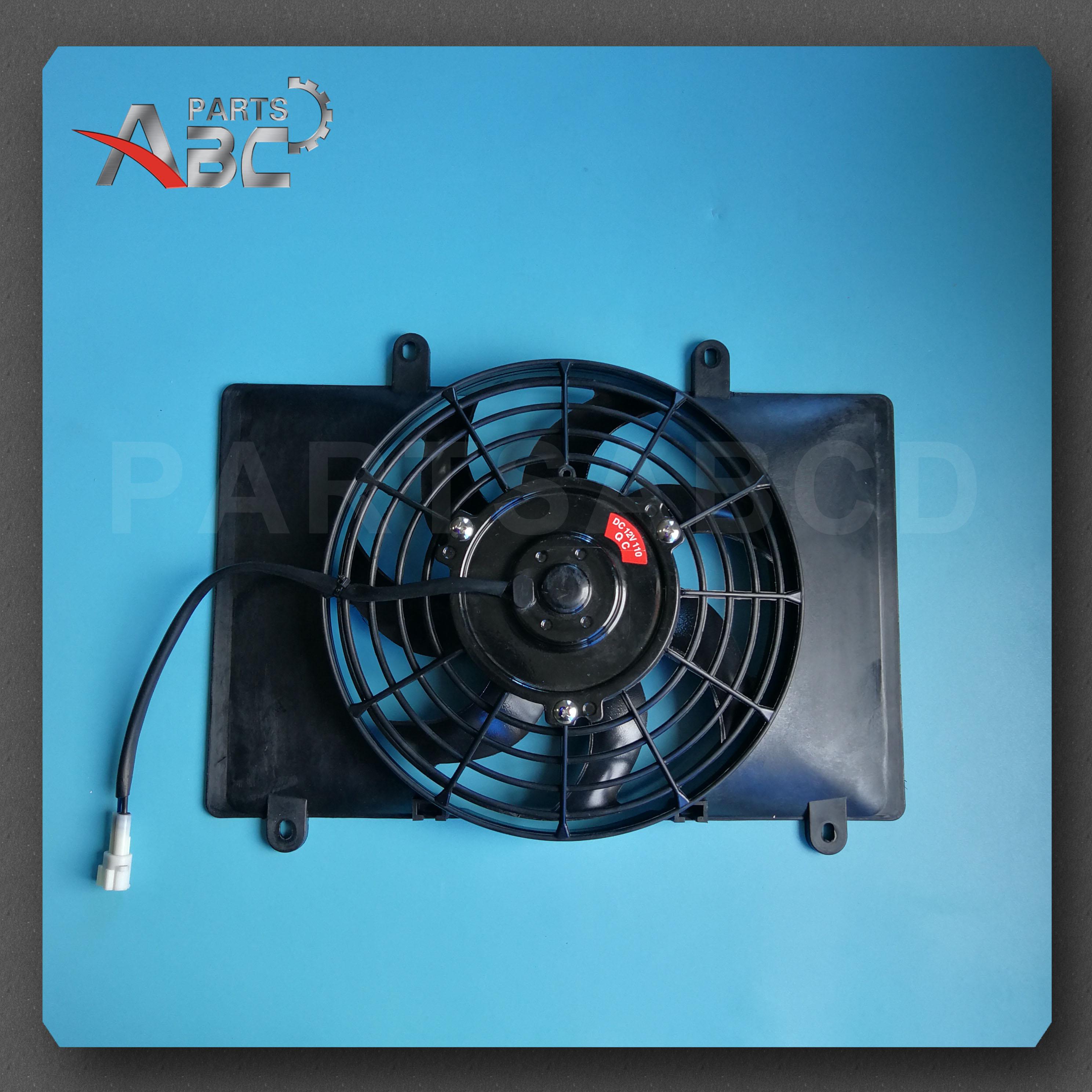 Вентилятор Assy для Hisun 500CC 700CC ATV Quad 19230-058-0000 HS ATV части