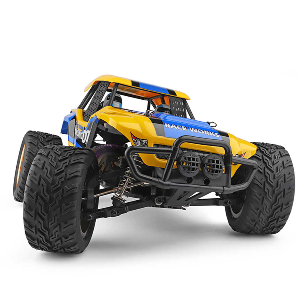 Wltoys 12402-A D7 1/12 RC רכב 4WD 550 מנוע מדבר באגי סורק רכב 45 Km/h מרוצי מכוניות 2.4GHz Off -כביש כל שטח טיפוס מכונית