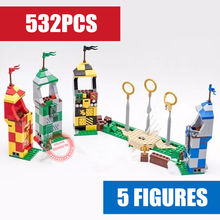 New Super Heroes Movie Match Fit Legoings Model Building Blocks Bricks Potter Toys Xmas Christmas Gifts Birthday Kid Boys(China)