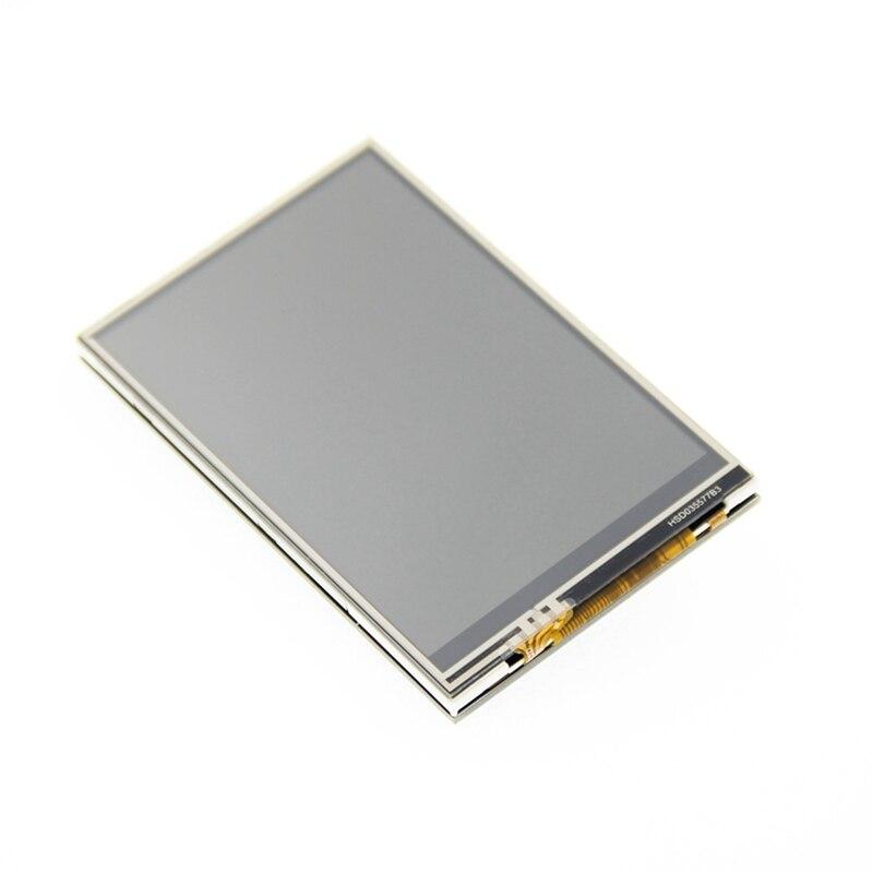 3.5 Inch MHS LCD Press Screen Display TFT LCD Panel Module 320*480 For Raspberry Pi 4B Raspberry Pi 3 Model B / B+