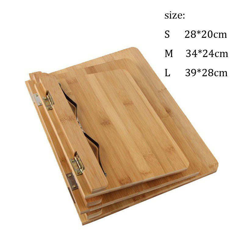 Wooden Screen Shelf Book Stand  Desktop Stand Display Shelf Home Office Storage Organizer