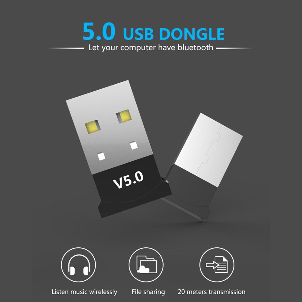Bluetooth Adapter Receiver Audio-Plug Desktop 10 Play And for USB PC Mbps Mbps