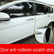 Car anti-collision strip door edge seal invisible collision anti-scratch body protection stickers decoration