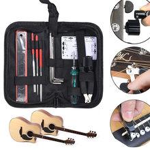 Инструмент для настройки гитары Комплект ремонт и обслуживание