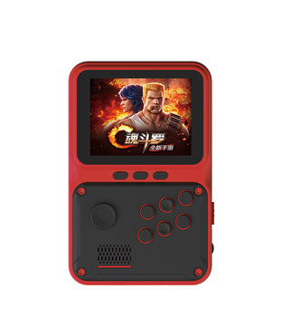 2021 JP09 retro mini portable electronic game console with 2.8-inch screen supporting 5 languages TV output 12