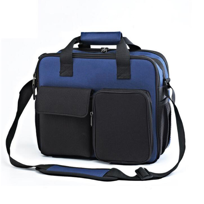 Multifunctional One Shoulder Kit Hardware Electrician Tool Storage Bag Tool Bag Waterproof Wear Oxford Cloth Kit