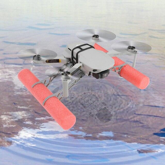 DJi mavic mini accessories spare parts landing gear flying on water training kit for mavic mini drone parts